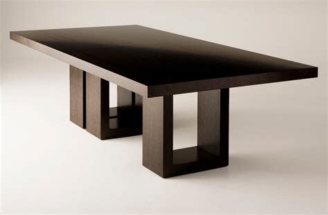 deunie dining table contemporary dining tables