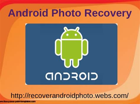 photo recovery android android photo recovery how to recover permanently deleted photos fro