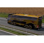 MARCOPOLO PARADISO G7 1800 DD 8X2  ETS2 Mods Euro Truck
