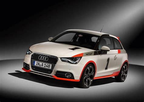 Audi S1 Aufkleber by Audi A1 Receiving Competition Kit In Autoevolution