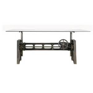 table verre du monde