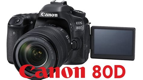 tutorial video canon canon 80d overview tutorial 123vid