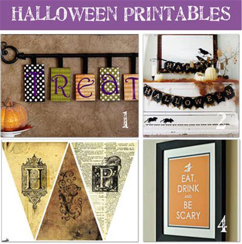 printable free halloween decorations 20 free halloween printables tip junkie