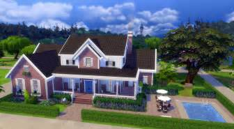 4 family homes image gallery sims 4 houses