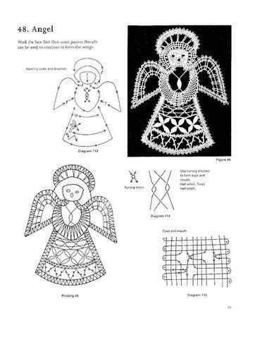 843 Best Kantklossen Images On Pinterest Bobbin Lace
