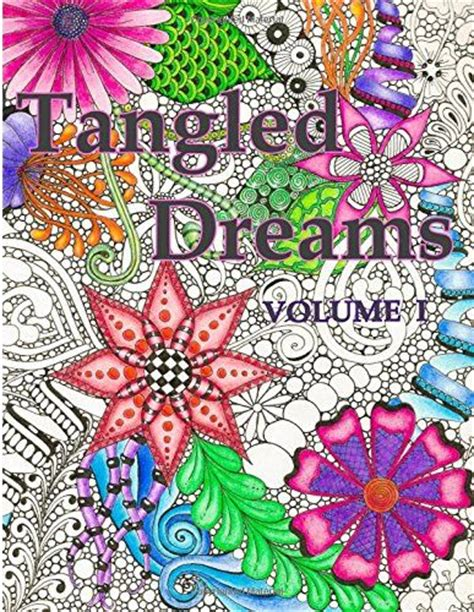 tangle starts volume 1 books 17 best images about coloring books by tabby s