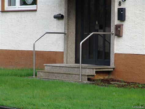 treppengeländer edelstahl aussentreppe treppengel 228 nder an einer au 223 entreppe die au 223 entreppe als