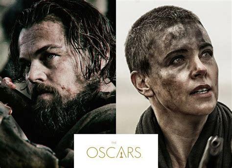 daftar film terbaik oscar 2016 ini dia daftar lengkap nomine oscar 2016 cinema 21