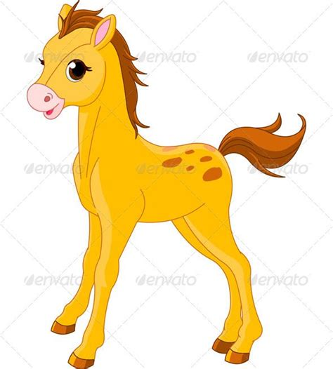 cute cartoon baby pony 23 best cute cartoon horses images on pinterest horses