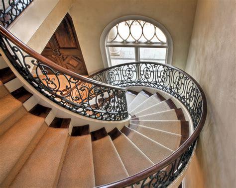 custom stair railings
