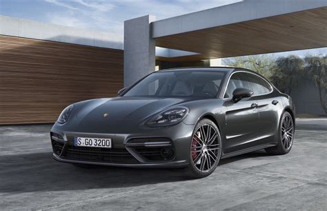 2017 Porsche Panamera Revealed On Sale In Australia From