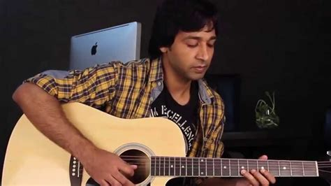 guitar tutorial video for beginners in hindi baazigar guitar lesson in hindi for beginners by veer k