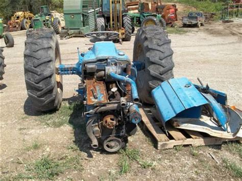 ford 4000 parts tractor salvage ford 4000