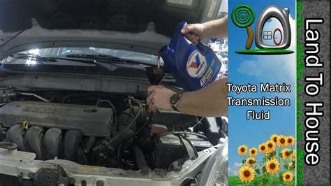 auto air conditioning repair 2011 toyota matrix transmission control toyota matrix transmission fluid change youtube