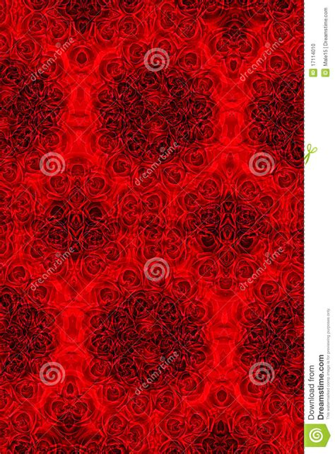 kaleidoscope pattern wallpaper rose red kaleidoscope background wallpaper pattern stock