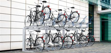 Bike Rack Parking Systems by Biplano Bike Racks Metalco