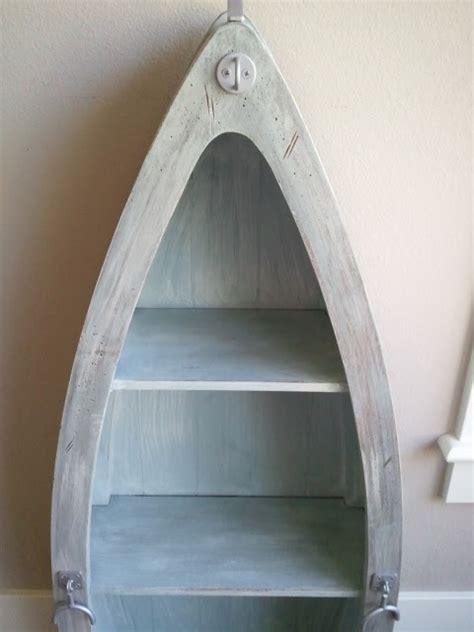 blue boat bookshelf this that and life nautical blue boat bookshelf