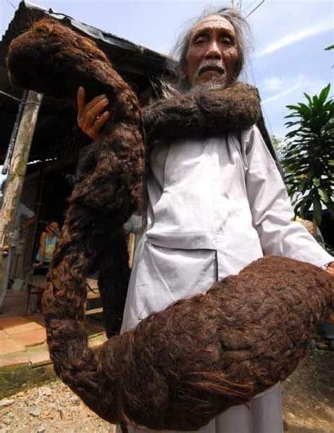 world record woman longest pubic hair longest hair in the world naija ng