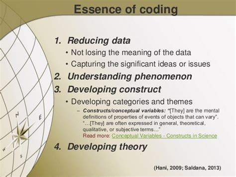 themes and categories in qualitative research qualitative analysis coding and categorizing
