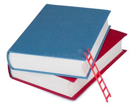 libro bluets записывает красную лестницу 2 стоковое изображение изображение насчитывающей чтение ворох