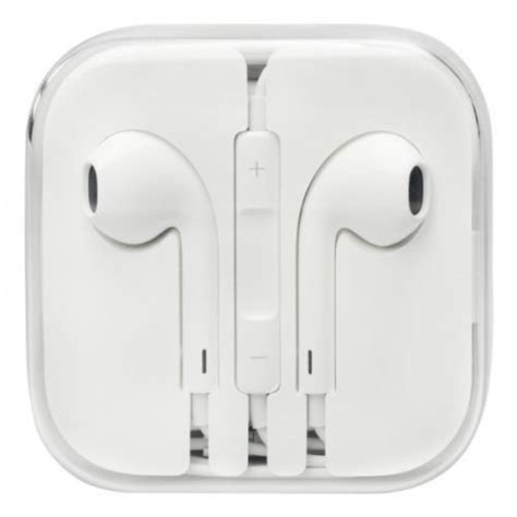 Baru Earphone Apple 4 5 6 earphones earpods headphones for apple iphone 4 4s 5 5s 6 6 white from category
