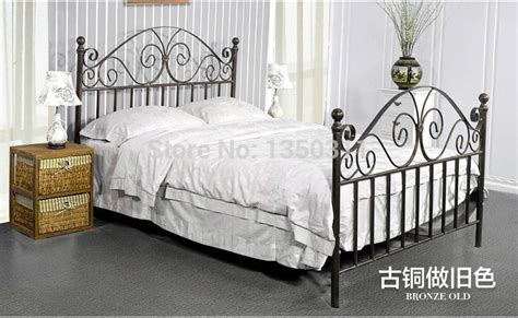 total bedroom furniture metal beds at total bedroom furniture iron beds wrought