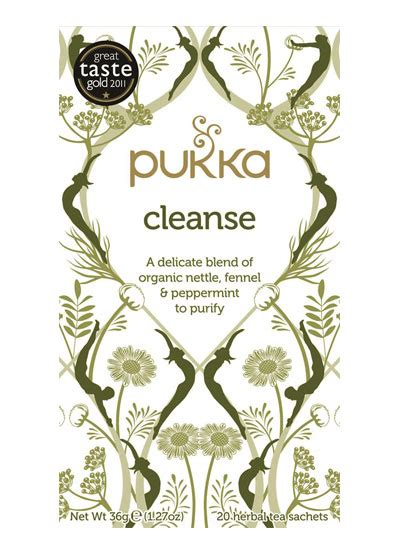 Pukka Tea Detox And Cleanse by Pukka Cleanse Tea