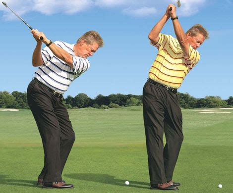 2 swing golf golf swing tips for two plane swing the kind tips tips