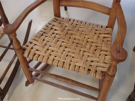 woven rocking chair repair antique chair seat replacement antique furniture