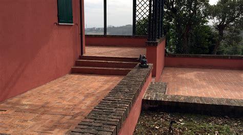 pulizia pavimenti cotto pulizia cotto esterno fatto a mano fratelli bergantin