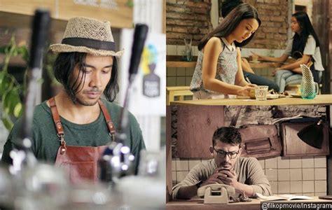 pemeran utama film filosofi kopi dreamersradio com filosofi kopi sajikan cerita seperti