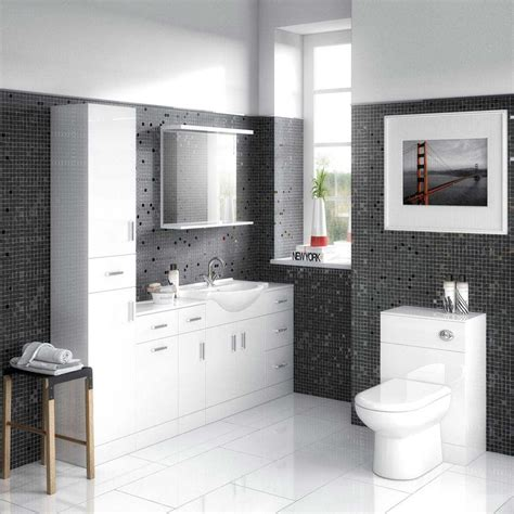 designer bathroom suites uk cove 6 piece vanity unit bathroom suite victorian