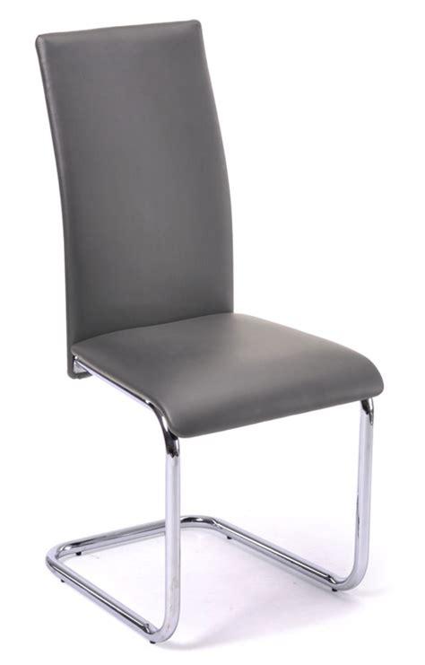 chaise salle a manger gris chaise solar gris