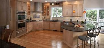 remodeling kitchens 4 popular surface materials for your kitchen remodel