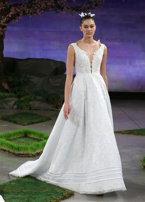 2016 wedding dress trends spring collection ines di santo spring 2016 jpg