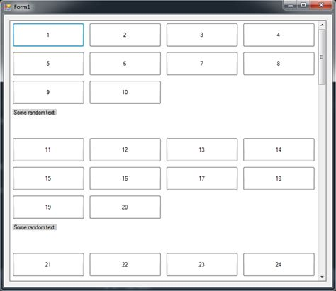 flow layout panel nedir c strange empty spaces in flowlayoutpanel stack overflow