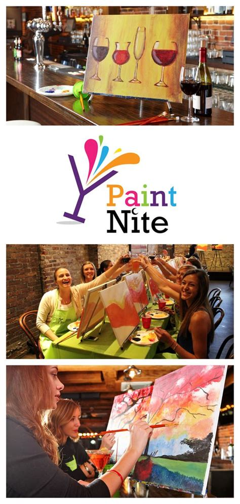 paint nite instructor the world s catalog of ideas