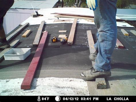 Awning For Mobile Home Mobile Home Metal Roof Installation Time Lapse Youtube