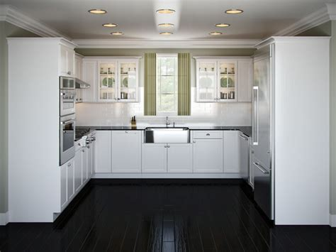 u shaped kitchen design bloombety small white u shaped kitchen layouts u shaped