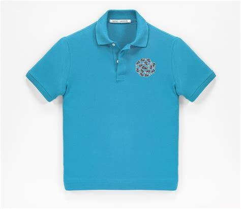Kaos Kerah Polo Shirt Lacoste List Exclusive Design lacoste x cana collector 2012