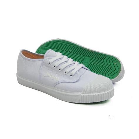 205 s nanyang white canvas secondary school shoes
