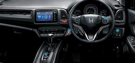 2015 Honda Hrv Interior by Honda Hr V In Malaysia Price Specs And Launching Date