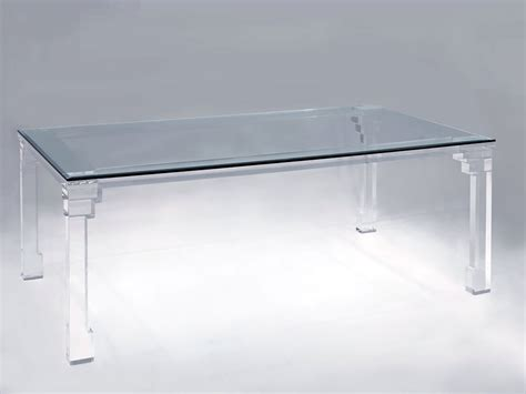 Shanghai Acrylic Dining Table Acrylic Furniture Tables