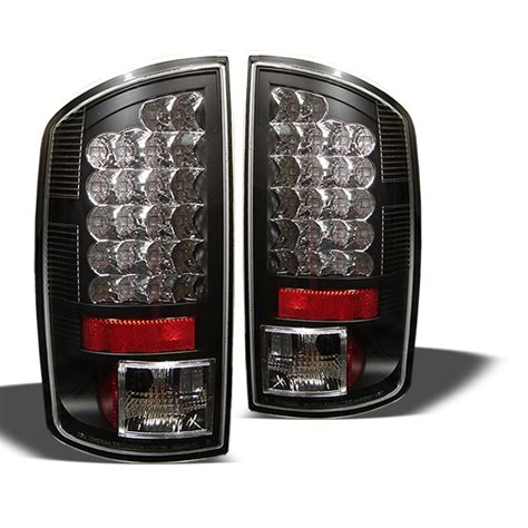 2007 dodge ram tail lights spyder 2007 2008 dodge ram 1500 tail lights