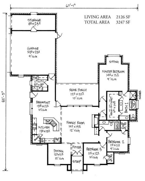 Kabel House Plans 1000 Ideas About Acadian House Plans On House Plans Country House Plans And Home Plans