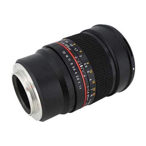 Lensa Samyang 85mm F 1 4 For Canon jual samyang 85mm f1 4 as if umc for sony nex harga murah