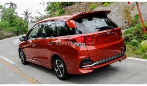 Honda Mobilio E Cvt 2018 honda mobilio e cvt tdp rendah
