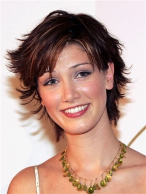 short shaggy hairstyles for wavy hair short shag hairstyles beautiful hairstyles