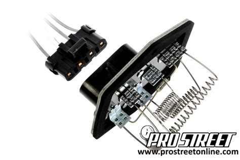 how to test a gm blower motor resistor how to test a chevy suburban blower motor my pro