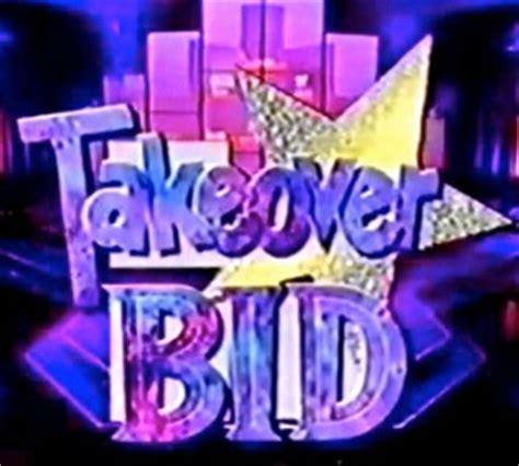 Takeover Bid Takeover Bid Ukgameshows